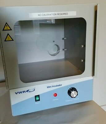 VWR mini incubator 115v 97025-630  *No Shelf Included*