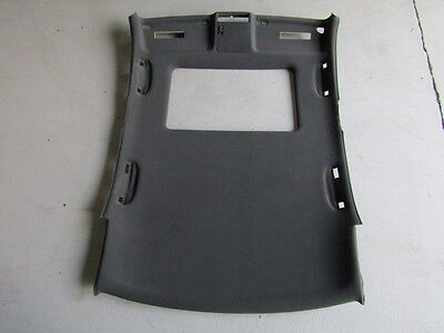 BMW E39 540i 530i 525i M Sport Interior Roof Lining Trim w Sunroof Bracket Panel