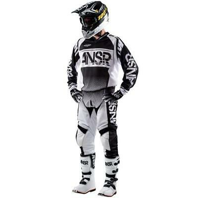 Answer MX Hose + Jersey Spring 2017 Syncron Air - schwarz-weiss Motocross Enduro