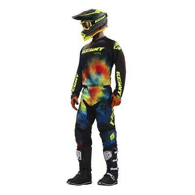 KENNY PERFORMANCE  Motocross Jersey + Hose - tie and dye - multi Motocross Endur