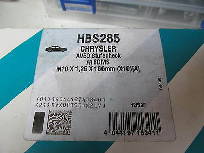Chevrolet Lacetti  1.6   Head Bolt Set   Payen Hbs285