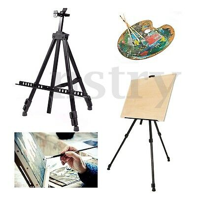 Adjustable Display Boards Tripod Easel Stand Drawing Art Artist Sketch Painting