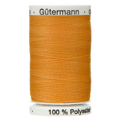 Colour 362 Gutermann Top Stitch Sewing Thread Extra Strong Jeans 30m Reels