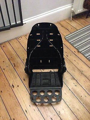 REDUCED MAMAS AND PAPAS Sola Seat With Bumper Bar Holes Also Fits Urbo,  Zoom