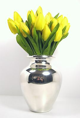 Vase very beautiful sterling silver – excellent condition