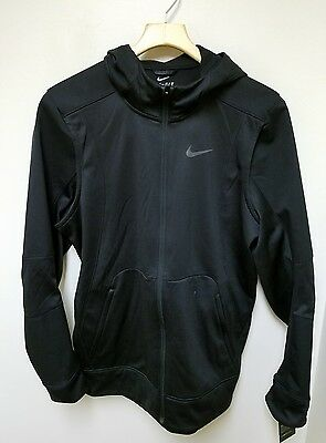 Nike Therma Hyper Elite Size L Mens Basketball Jacket   $100.00 Winterized