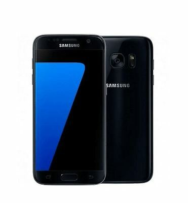 Samsung Galaxy S7 Sm-G930 - Grade C - 32Gb 12.0Mp 4G Black Smartphone Unlocked