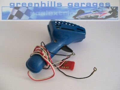 Greenhills Scalextric Classic Hand Controller in Blue Used MACC41
