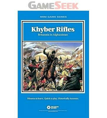 Khyber Rifles: Mini Game Series - Toys Brand New Free Delivery
