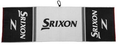 Srixon Z Tour Towel Golf Towel - Black