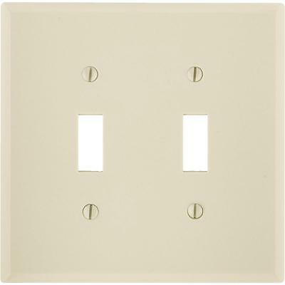 Leviton Iv 2-Toggle Wall Plate