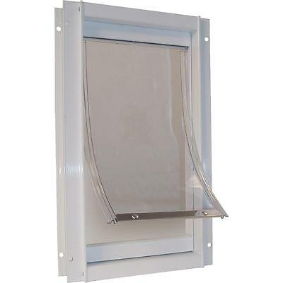 Ideal Pet Xlarge Aluminum Pet Door