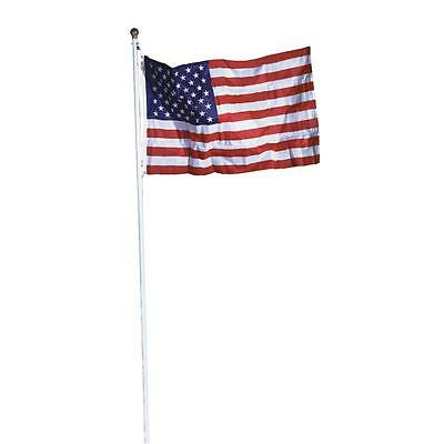 Valley Forge 18' Steel Flag Pole Kit