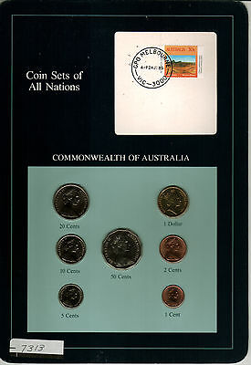 Nicely Packaged Uncirculated Coin Set From Australia
