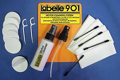 Labelle Lubricants - 901 Motor Cleaning System
