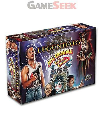 Legendary: Big Trouble In Little China - Toys Brand New Free Delivery