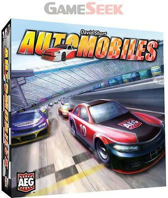Automobiles - Games/puzzles Board Games Brand New Free Delivery