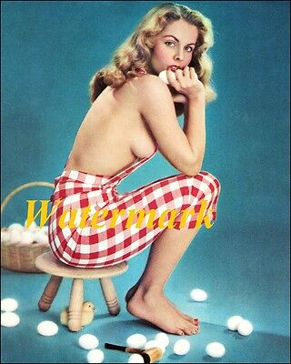 Diane Webber 1950-60's Classic, Retro, Timeless Pinup Models-Photo      A-0178