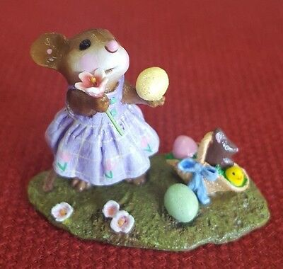 Wee Forest Folk M-321A Poppy's Easter (WP) Limited Edition
