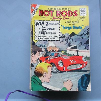 Hot Rods and Racing Cars 44 GD/VG  SKUB22703 25% Off!