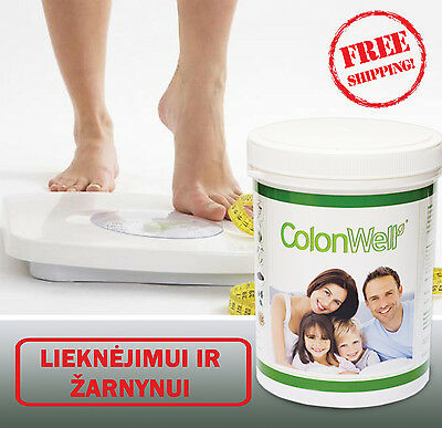 Weight loss product ColonWell. Only natural ingredients! Buy from manufacturer!