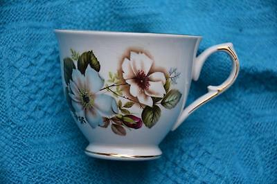 Old Foley CUP BONE CHINA FLORAL DESIGN James Kent LTD Staffordshire-England