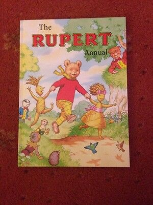 Rupert Annual 2000 Signed Limited Edition Mint Condition