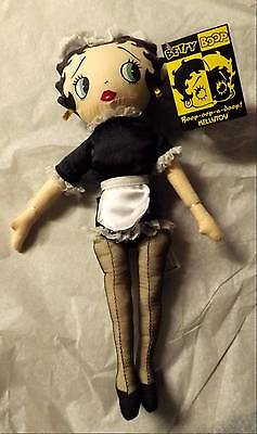 Betty Boop Doll French Maid