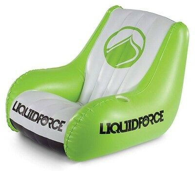 2017 Liquidforce inflatable party chair wakeboard waterski fun pool chair NEW