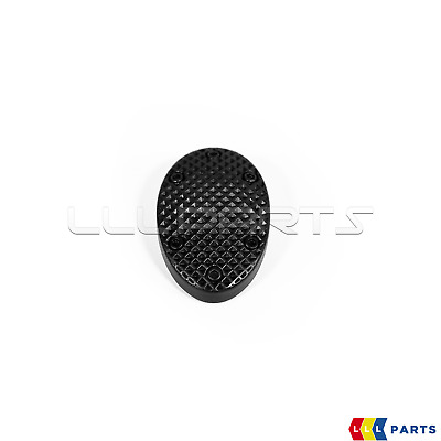 Mini New Genuine Mini Cooper Rubber Clutch Pedal Cover Black 35216765620