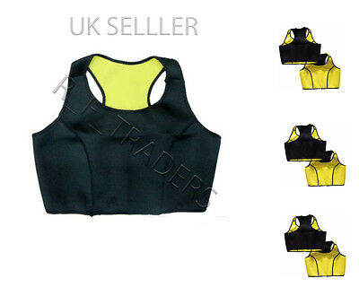 Bodybuilding Bicycle Sport Sauna Slimming Bra Vest Workout Gym Yoga Hit Training