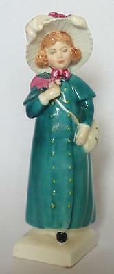 Royal Doulton Figurine Carrie Hn2800 Kate Greenaway Collection