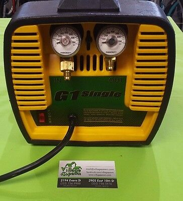 Appion G1 Single Refrigerant Recovery Unit HVAC Tool FAST SHIPPING!!!