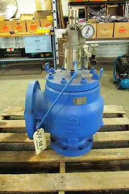 "**NEW *8"" Crosby Safety Relief Valve / Pilot Operated Pressure Release"