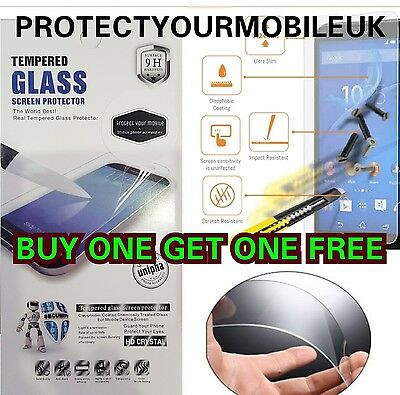 Sony Xperia E5  Genuine Real Tempered Glass Screen Protector.