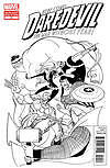 Daredevil (2011) #  11 Limited 1 for 25 Variant Cover by Schutze