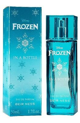Frozen in a Bottle Perfume Spray 50ml Geir Ness Eau De Parfum Disney Theme Parks