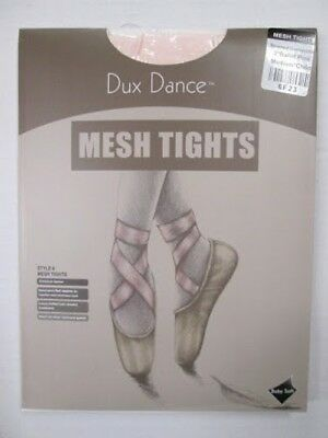 NEW Girl's SC MC LC PINK Convertible Mesh Seamed Dance Tights S M L Child