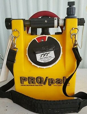 TFT PRO/pak Portable Multipurpose Foam System  Fire Safety Equipment