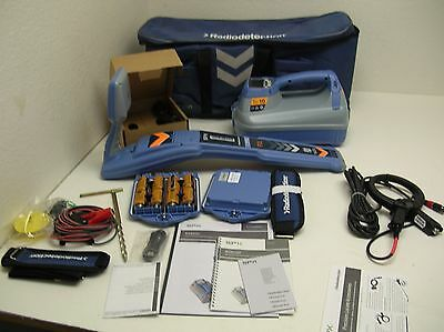 Radiodetection RD 8100 PDL T10   Utility Underground Cable Pipe Locator  8000