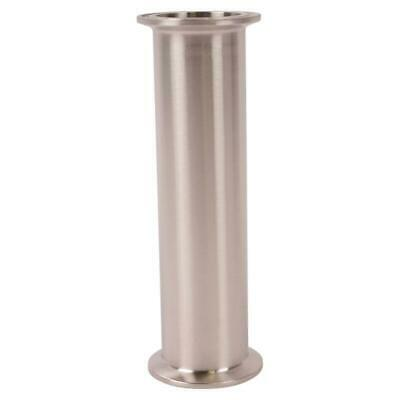 "Spool | Tri Clamp 1.5"" x 6"" - Sanitary Stainless Steel SS304"