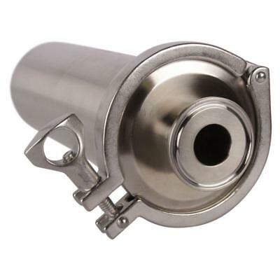 "Inline Strainer | Tri Clamp 1"" In-Line - Sanitary Stainless Steel SS304"