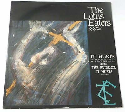 """The Lotus Eaters - It hurts    UK 12"""""""