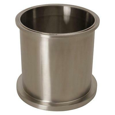 "Spool | Tri Clamp 6"" x 6"" w/ 1/2"" Weld Base - Sanitary Stainless Steel SS304"