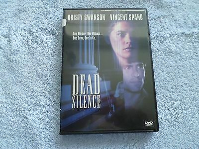 Dead Silence (DVD, 2002) - KRISTY SWANSON / VINCENT SPANO