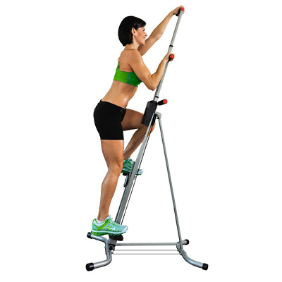 NEW Vertical Maxi Climber Exercise Machine Workout Fitness Gym SEALED