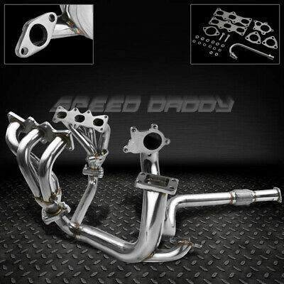 PROBE/MX6 V6 KLZE Racing Performance Turbo/Charger Manifold+Downpipe