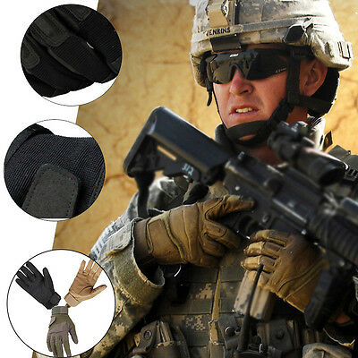Military Gloves Full Finger Tactical Men Work Driving Gloves Warm High Quality
