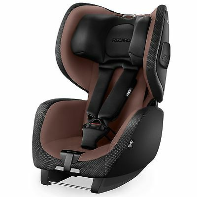 Recaro Optia Group 1 Upto 4 1/2 Years Child / Toddler Car Seat Mocca