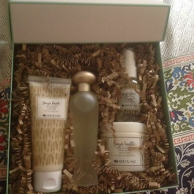 Origins Ginger Favourites Gift SET/Holidays/Birthday/Party/Festival/New/RRP £60.